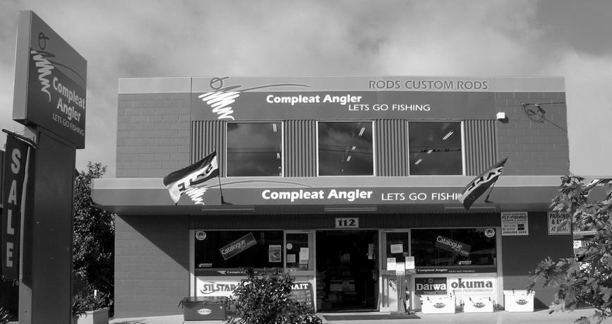 Compleat Angler Wagga Wagga