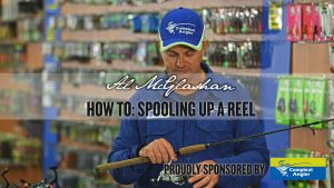 How to Spool Up a Reel